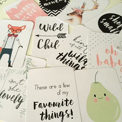 FLATLAY 20 PK- CHOOSE OWN DESIGN