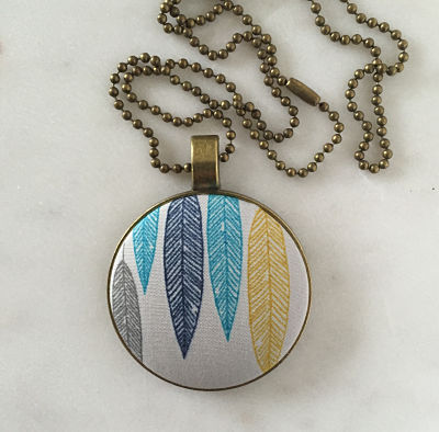 FABRIC PENDANTS