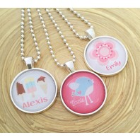 PERSONALISED PENDANTS FOR KIDS